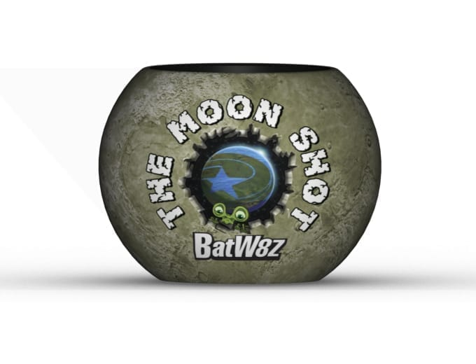 NuStarz Sports - Baseball Bat Weight - Baseball Dough Nut - The Moon Shot