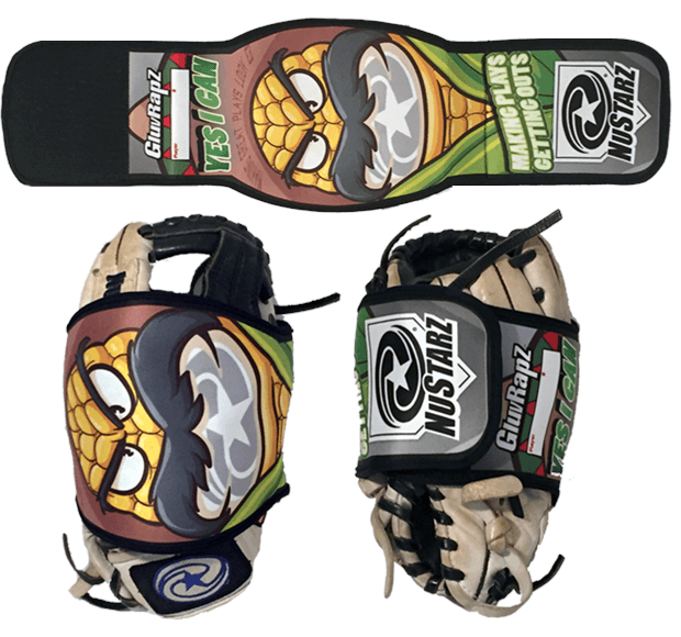 NuStarz-Baseball-Glove-Wraps-GluvRapz-the-Can-of-Corn